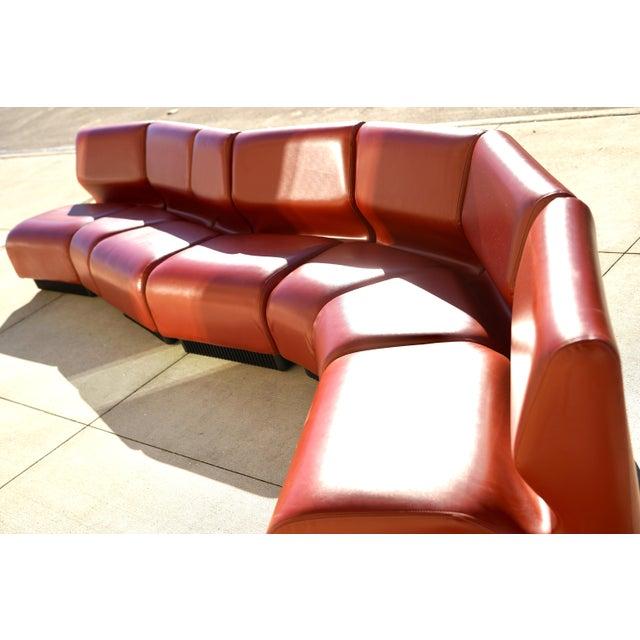 Herman Miller 1980s Vintage Don Chadwick Herman Miller Modular Seating Sofa For Sale - Image 4 of 6
