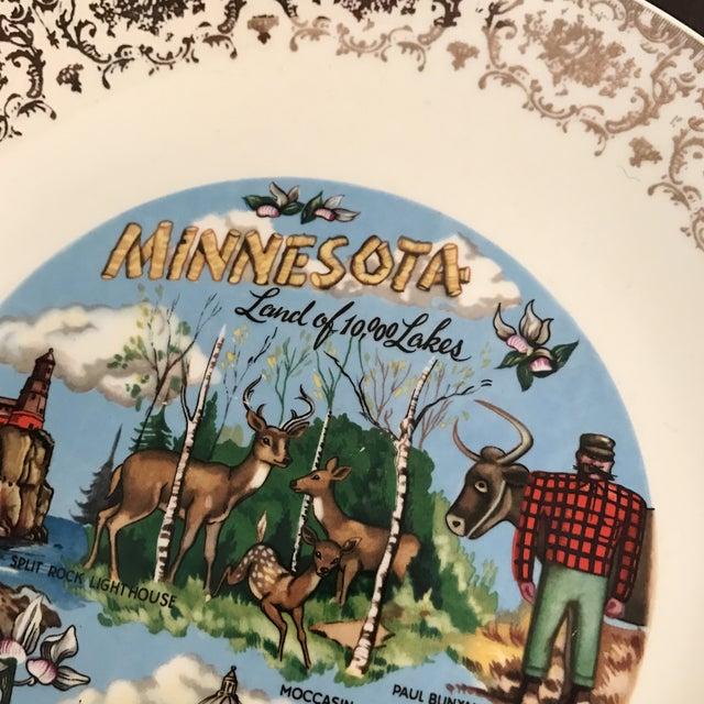 Vintage Minnesota Plate - Image 3 of 5