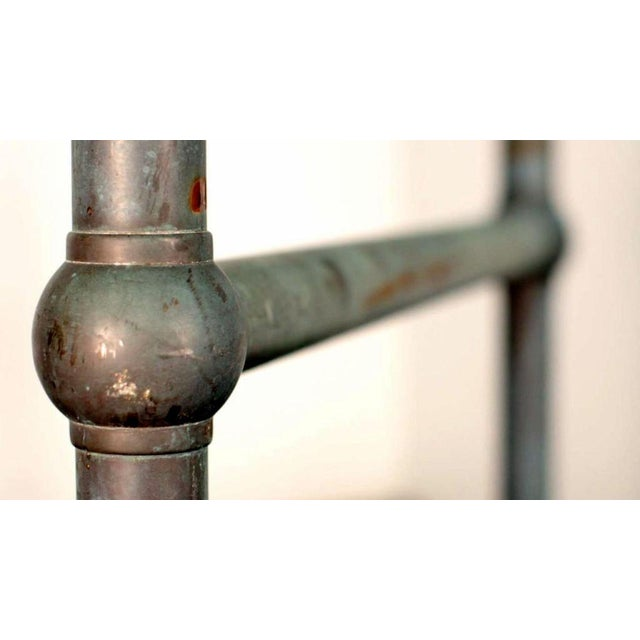 Mid Century Bronze Architectural Railings - a Pair For Sale - Image 9 of 10