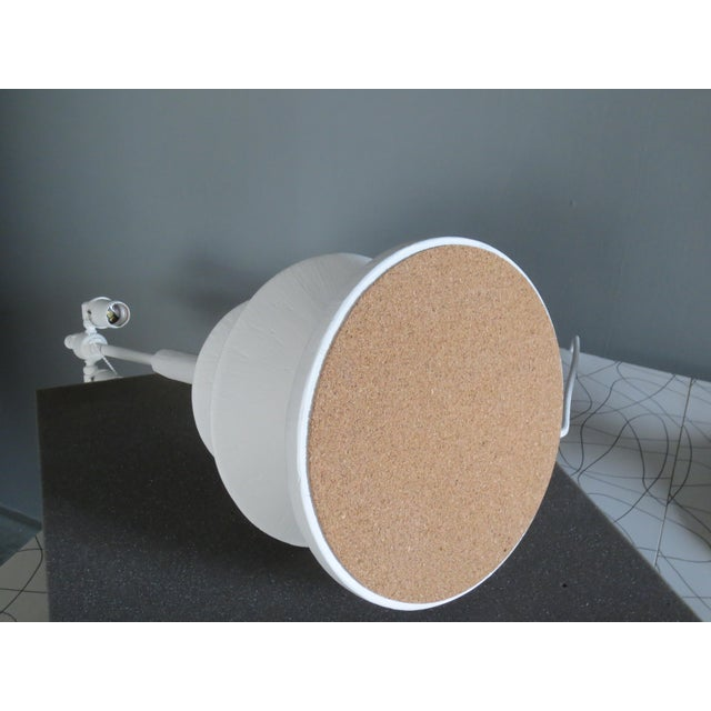 Plaster Jmf Lamp For Sale - Image 9 of 10