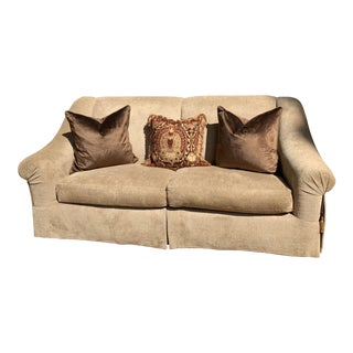Marge Carson Modern Sofa For Sale