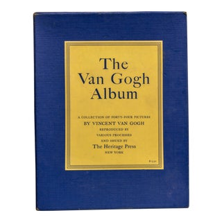 'Van Gogh Album: A Collection of Forty-Four Pictures' Book