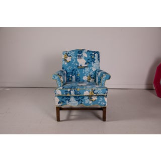Vintage Mid Century Madcap Cottage Pug Chair Preview