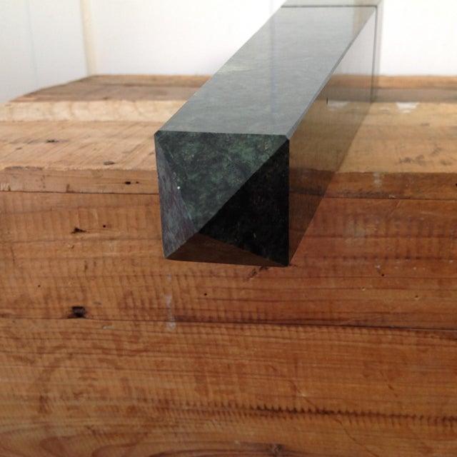 Green Marble Obelisk - Image 8 of 10