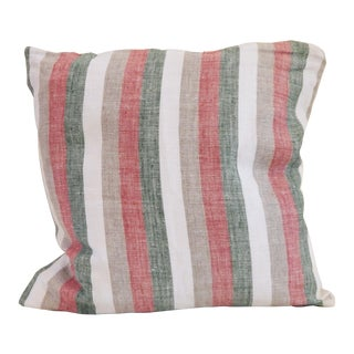 Roma Stripe Pillow