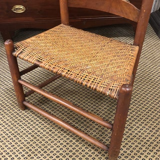 19th Century Antique Early Kentucky Chair Preview