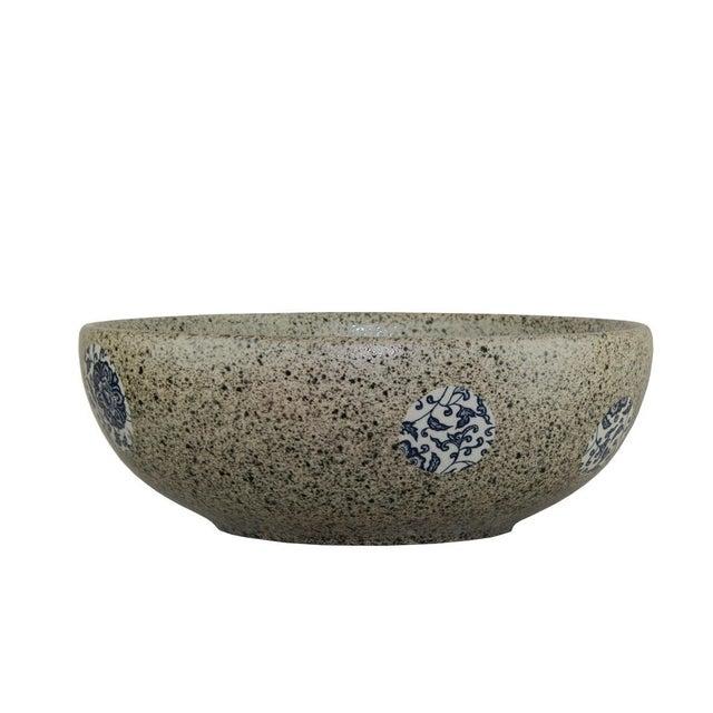 Pasargad DC Modern Stone Design Sink Bowl For Sale In Washington DC - Image 6 of 6