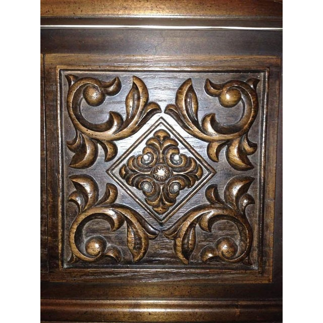 Lane Carved Mahogany Sweetheart Chest For Sale In San Francisco - Image 6 of 11