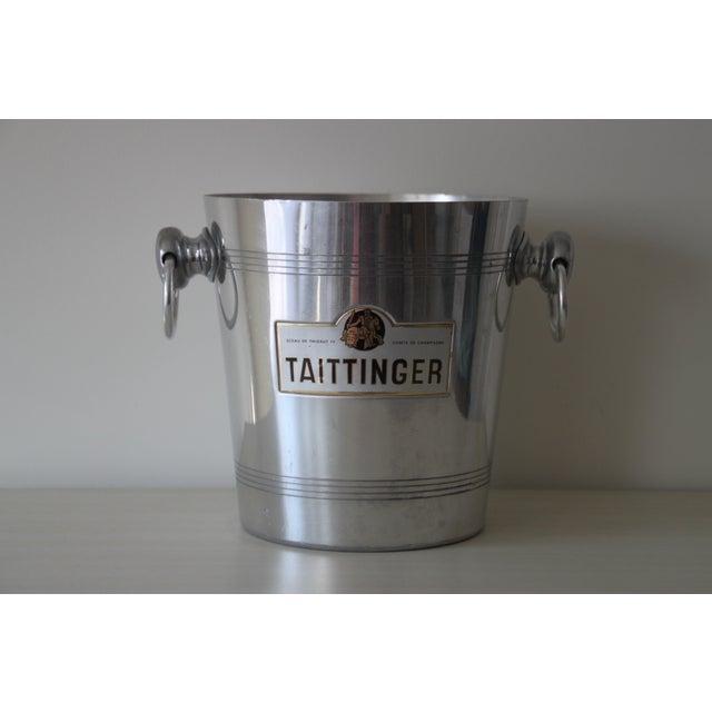 Taittinger French Champagne Bucket - Image 2 of 5