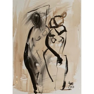 Figure Study IV by Anne Darby Parker For Sale
