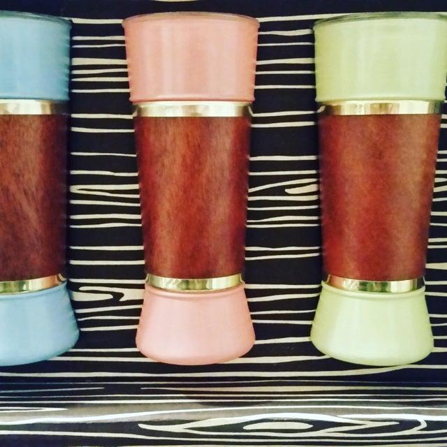 MCM Siesta Ware Glasses in Box - Image 3 of 11
