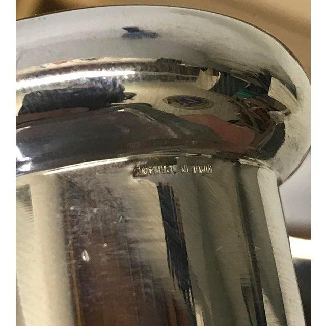 German Flask & Shaker Set Leather Case - Image 7 of 7