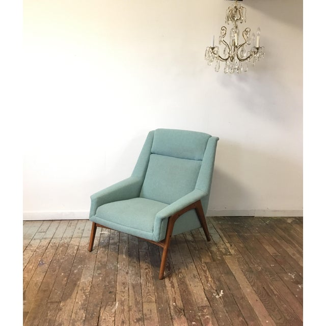 Mid-Century Dux Style Lounge Chair For Sale - Image 6 of 11