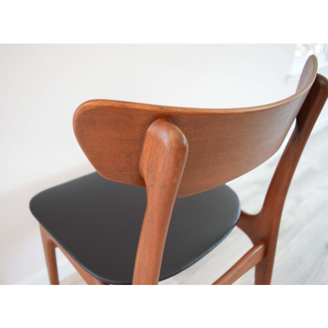 Mid Century Modern Dining Chairs - Set of 4 For Sale - Image 11 of 13