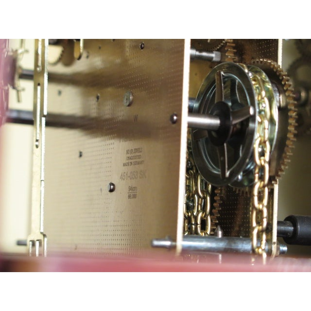Sligh Simon Willard Roxbury Grandfather Clock - Image 7 of 10