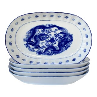 Chinese Porcelain Bowls, Set of 5 For Sale
