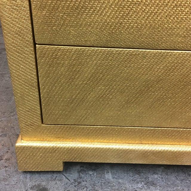 Chaddock Gold Malibu Chest - Image 7 of 9