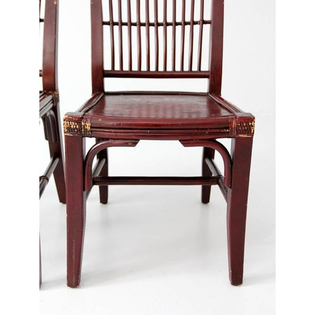 Antique Chinese Chair - Image 2 of 7 - Antique Chinese Chair Chairish