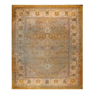 "Antique Amritsar 12'1"" X 15'2"" For Sale"