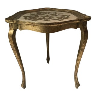 Petite Venetian Side Table