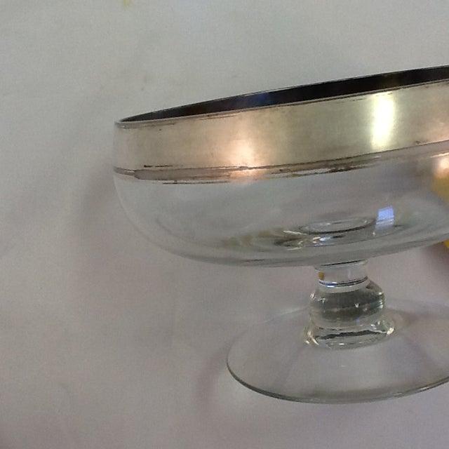 Mid-Century Dorothy Thorpe Stem-Footed Bowl - Image 5 of 5