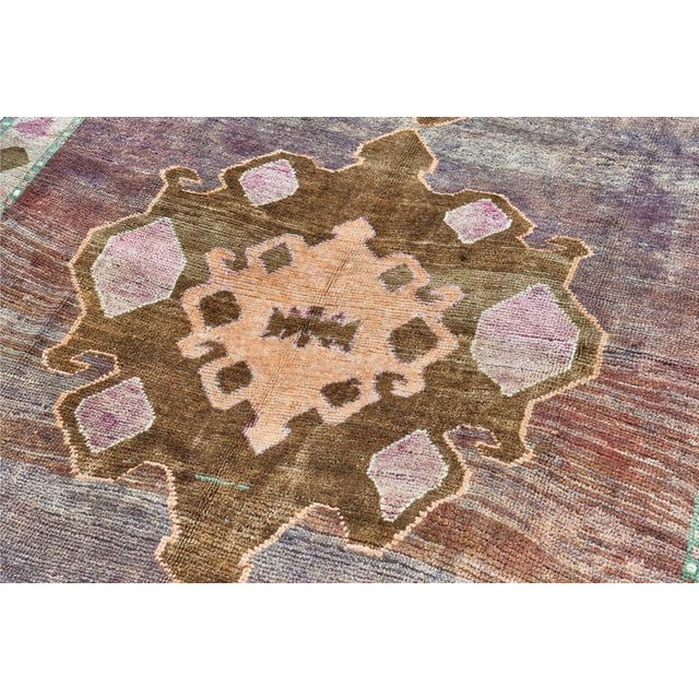 These durable Turkish rugs are a comfortable and stylish way to keep your floors looking their best. The tones of this...