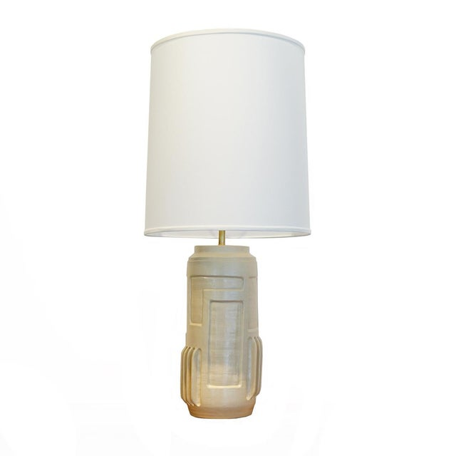 Capsule Table Lamp by Jenny Poston For Sale In Los Angeles - Image 6 of 6