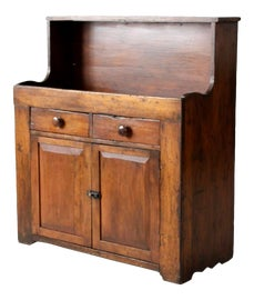 Image of Primitive Storage Cabinets and Cupboards