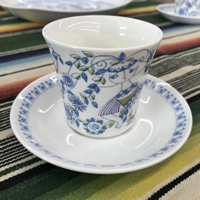 Ceramic Figgjo Flint Norwegian Dish Set - 19 Pieces For Sale - Image 7 of 12