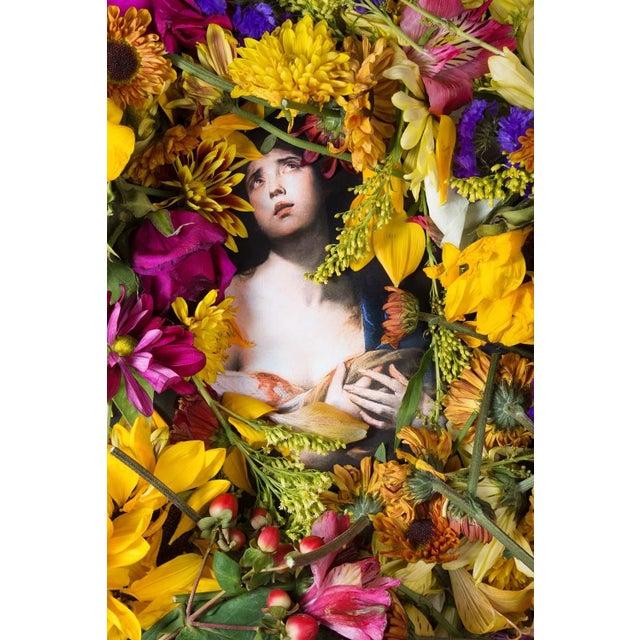 """Secret Garden"" Contemporary Dada Style Limited Edition Photograph by Zeren Badar For Sale"