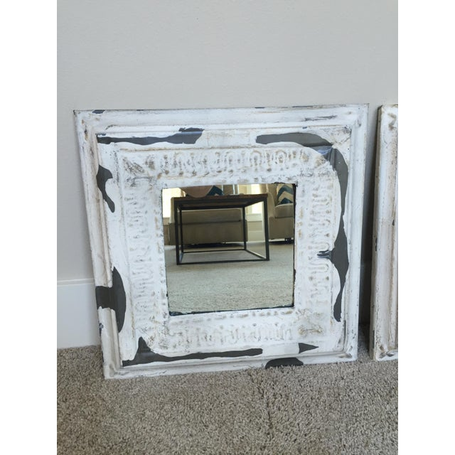 Pottery Barn Noelle Mirrors - Set of 3 - Image 4 of 4
