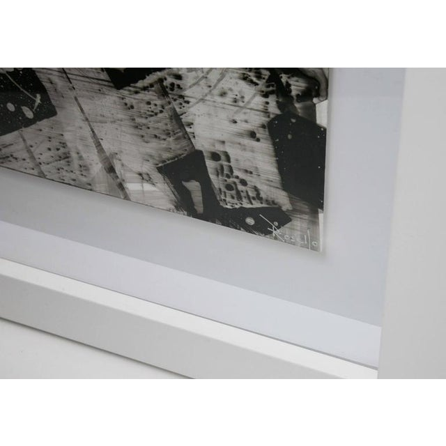"""White """"Origins of the Universe III"""" by Arnaldo Rosello, 1964 For Sale - Image 8 of 10"""