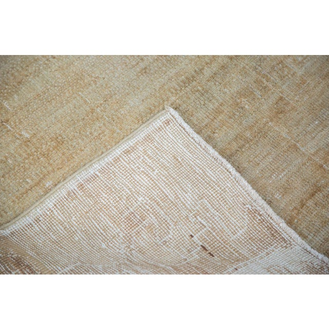 "Distressed Oushak Carpet - 5'10"" X 9'1"" For Sale In New York - Image 6 of 10"