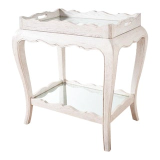 Cottage Butler Tray Table For Sale