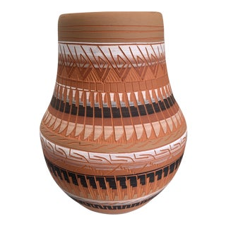 Agnes Woods Navajo Studio Pottery For Sale