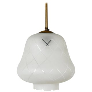Pendant, Orrefors Attributed For Sale