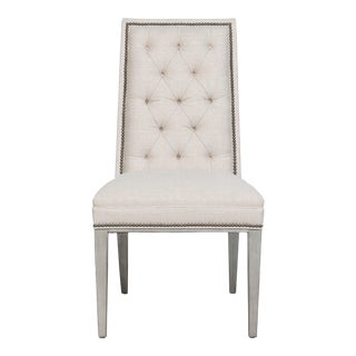 Vanguard Furniture Hanover Performance Dining Chair For Sale