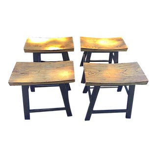 Chinese Inspired Stools For Sale