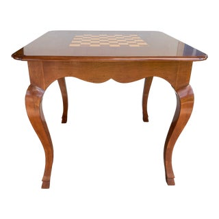John Hall Designs Vintage Game Table For Sale