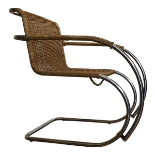 Vintage Ludwig Mies Van Der Rohe Mr20 Chair For Sale