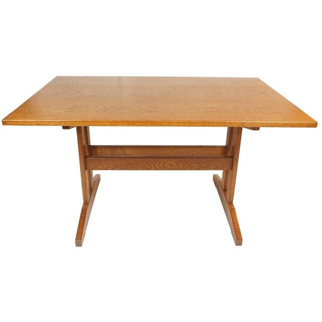 Vintage Danish Shaker Table - Image 1 of 10