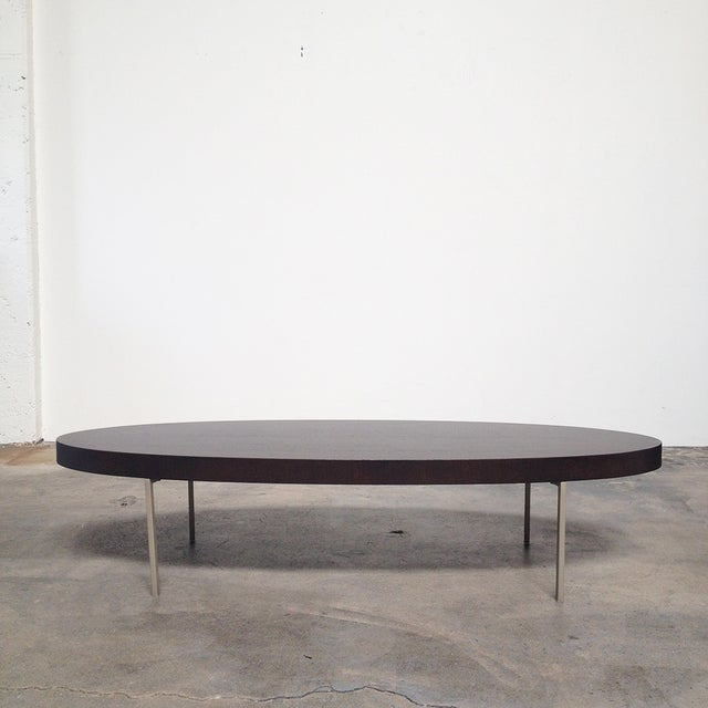 Maxalto Ebe Coffee Table Brown Oak - Image 2 of 4