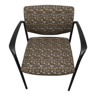Modern Herman Miller Style Stacking Chair by Steelcase For Sale