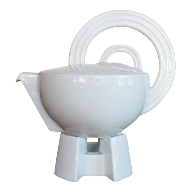 Mario Bellini 'Cupola' Teapot with Stand - Image 1 of 10