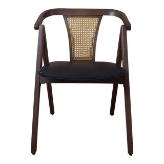 Vintage Mid Century Accent Chair For Sale