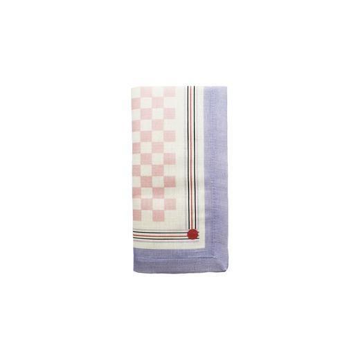 The Pandora Cotton Linen Napkin For Sale - Image 4 of 4