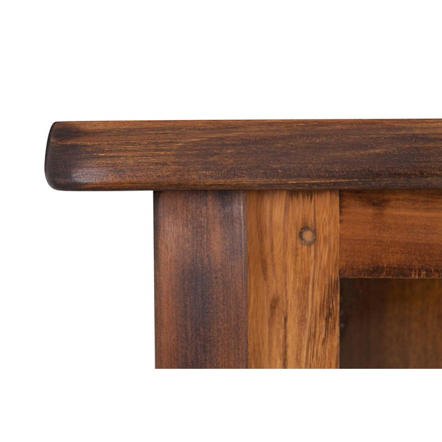 Olavi Hanninen Wabi Sabi Primitive Highboard for Miko Nuppone For Sale - Image 6 of 9
