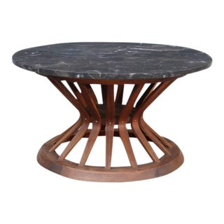 1950s Mid Century Coffee Table by Edward Wormley for Dunbar For Sale