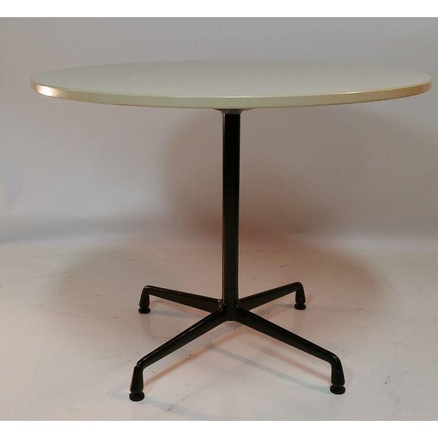 Herman Miller Cafe Table - Image 3 of 4