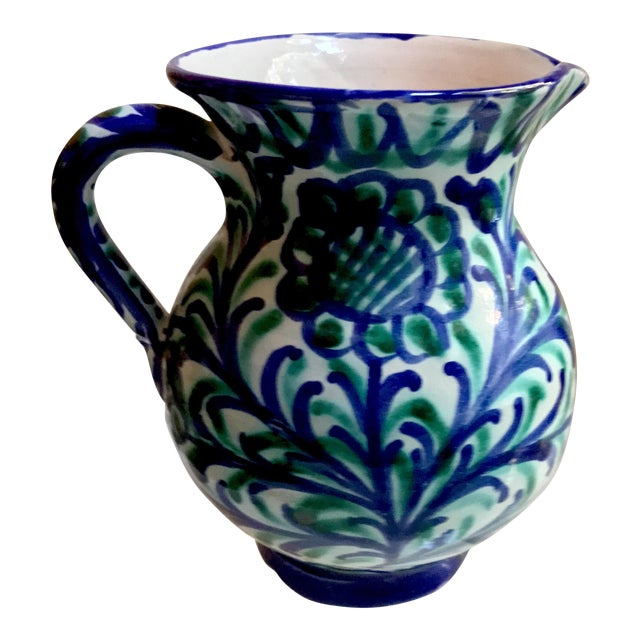 Vintage Spanish Grenadina Style Sangria Pitcher - Image 1 of 7